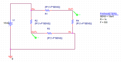 Modeling Potentiometers and Variable Resistors | PSpice